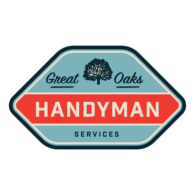 Great Oaks Handyman Services Brand Identity