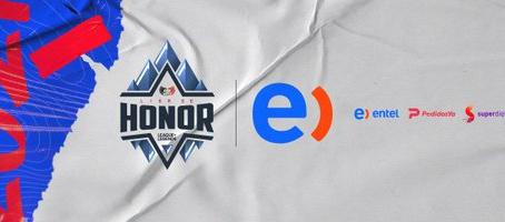 Furious Gaming se mantiene como líder de la Liga de Honor Entel