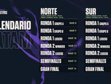 ¡MASTERS de Latinoamérica Norte ya tiene su campeón!