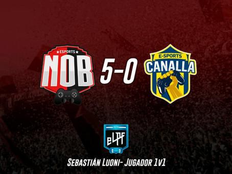 Newell`s goleó 5 a 0 a Rosario Central y se quedó con el primer clásico rosarino en FIFA 21