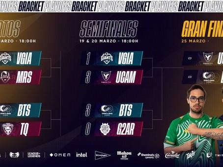UCAM y Betis dan la campanada y se cuelan en la final de la Superliga