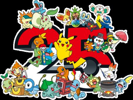 Arrancan los 25 pirulos de Pokémon