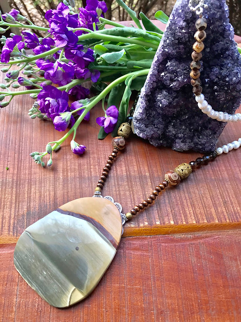 """""""Bring the magic back into your life."""" Necklace"""