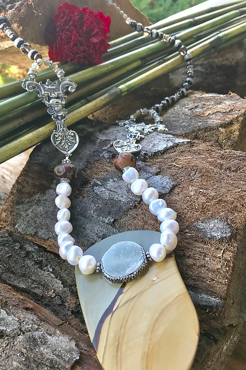 """""""Connect to your inner goddess and embrace your true self."""" Necklace"""