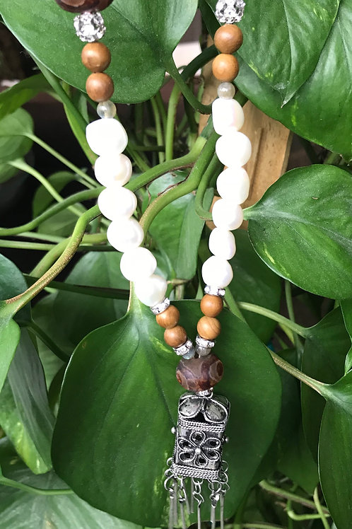 """""""Healing the body, mind and the spirit"""" Necklace"""