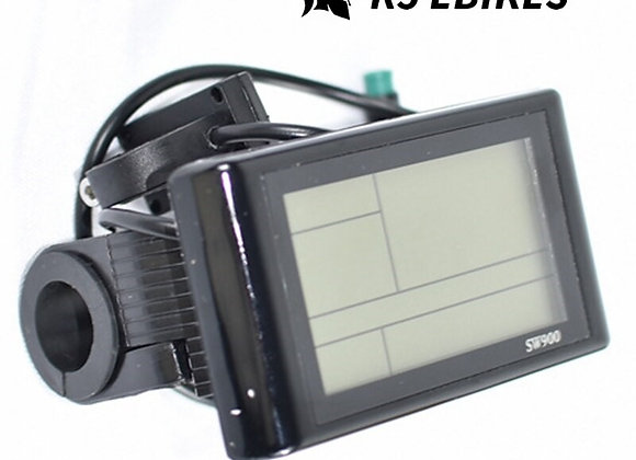 SW900 (Black and White) K5 EBIKE DISPLAY