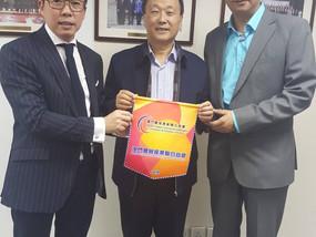 甘肅閩台工商業協會領導拜訪