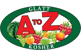 A To Z Glatt Kosher.png