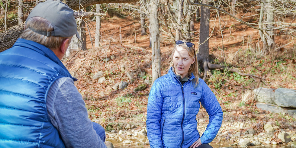 Conservation Celebrity Check In: Nature Therapy with Heidi Schreiber-Pan