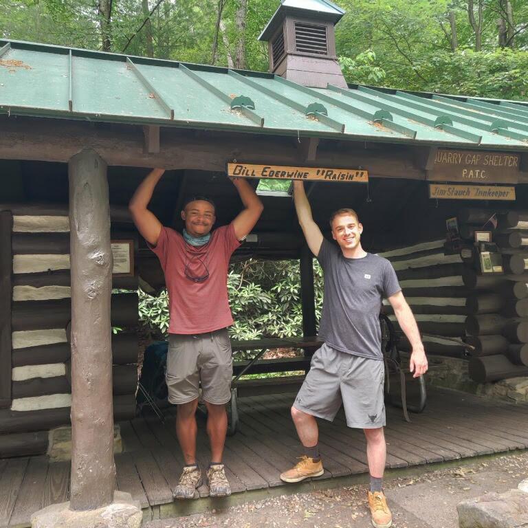 Men's Hiking Group