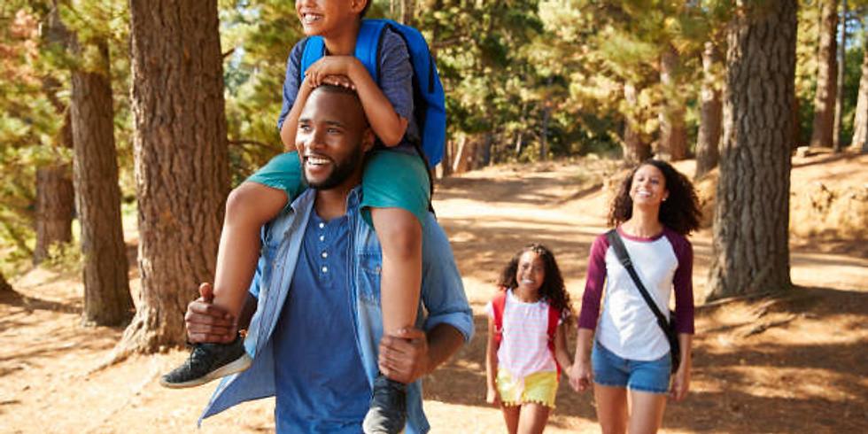 Mindfulness Family Hike