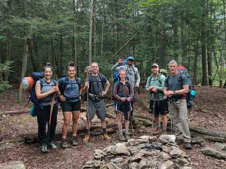 What to Pack (or Not to pack) on Your First Backpacking Trip