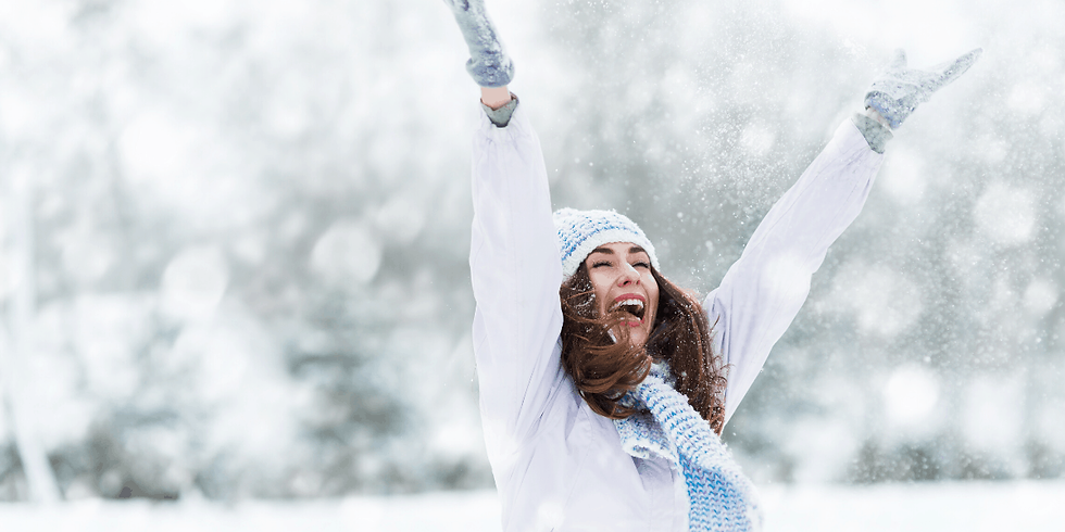 Resiliency in the Winter: Bringing Light to Dark Times