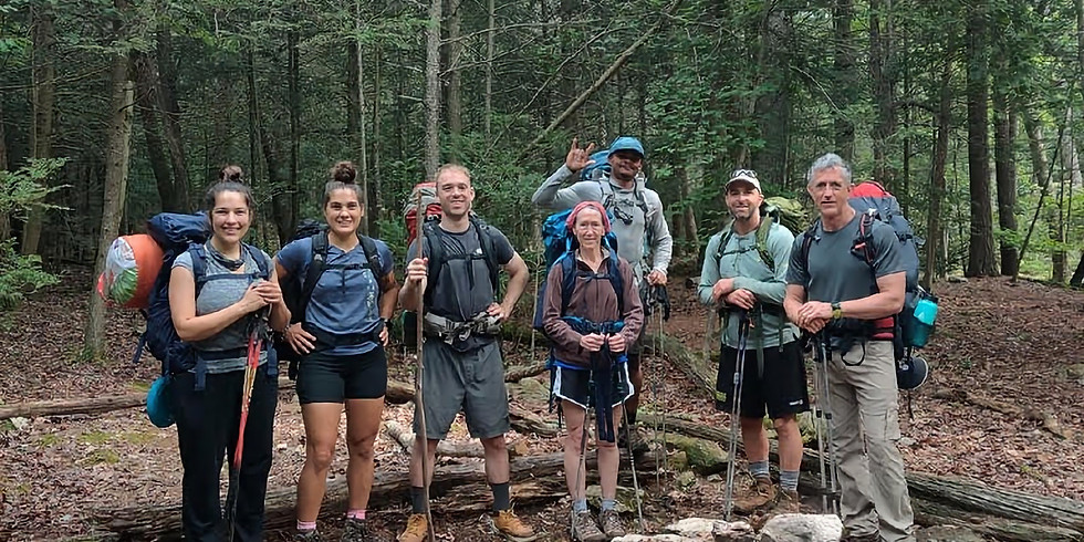 Backpacking for Mental Health and Wellbeing: Introduction