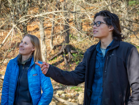 Train Yourself as a Nature Informed Therapist