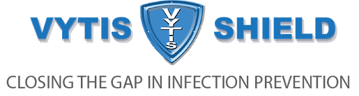 Vytis Shield Logo with motto.png