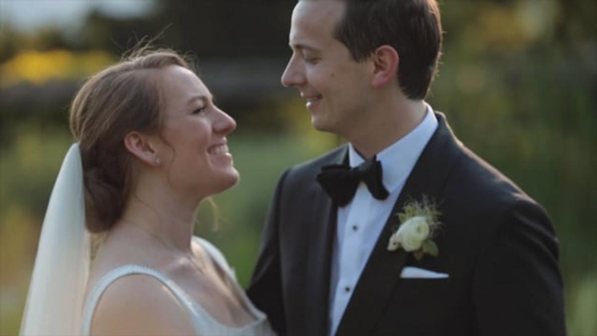 Justine + Dan by SharkPig Weddings