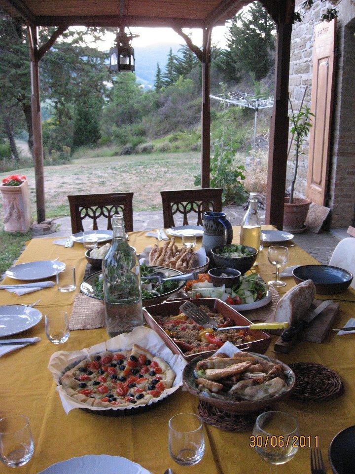 home mdae italian food