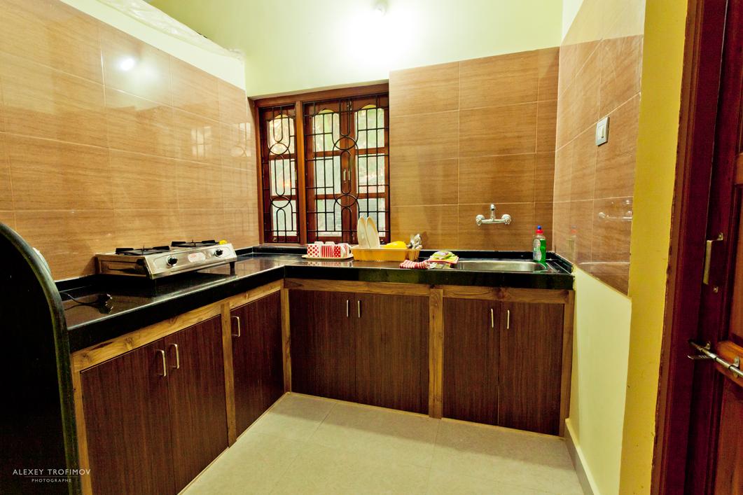 Rent Goa wifi kitchen