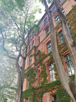 архитектура берлин
