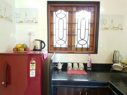 Villa Alcy kitchen