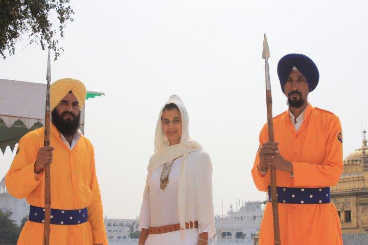Amritsar Nata Siri Jot Kaur
