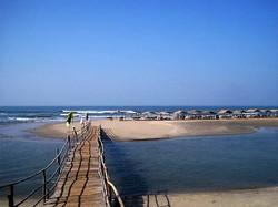 пляж мандрем
