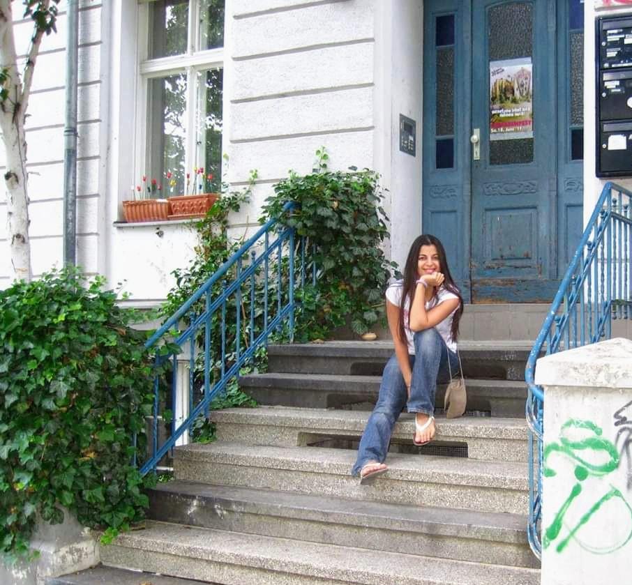 улочки кройцберг ната йога берлин