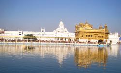 Golden temple Золотой Храм