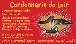 Cordonnerie du Loir Corzé