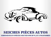 Seiches pièces autos