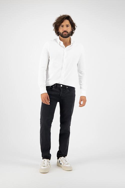Mud Jeans Regular Dunn Stone Black