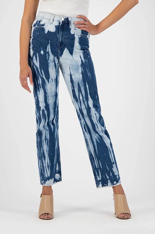 Mud jeans Relax Rose - Sun Stripe
