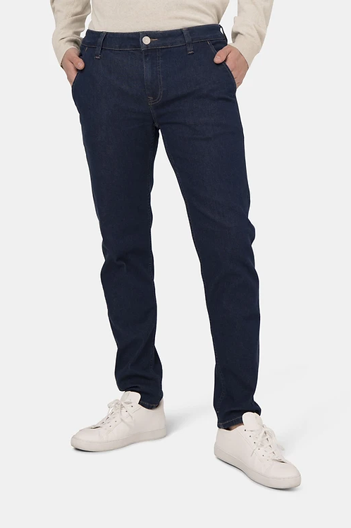 MUD Jeans Dunn Chino Strong Blue