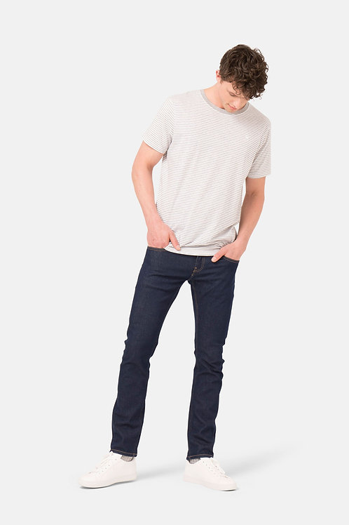 Mud Jeans Slim Lassen Strong Blue