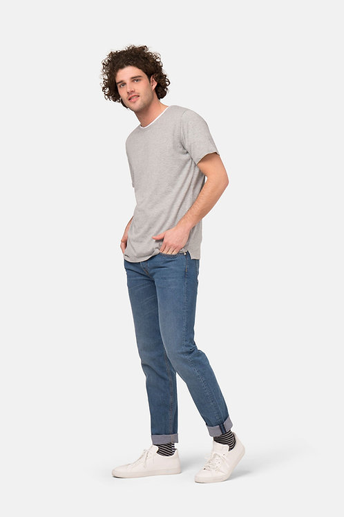 Mud Jeans Regular Dunn Stone Blue