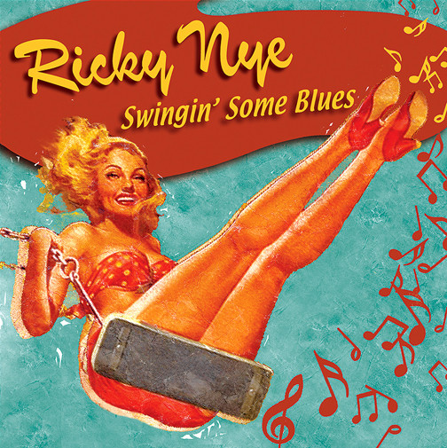 Swingin' Some Blues - CD & Download