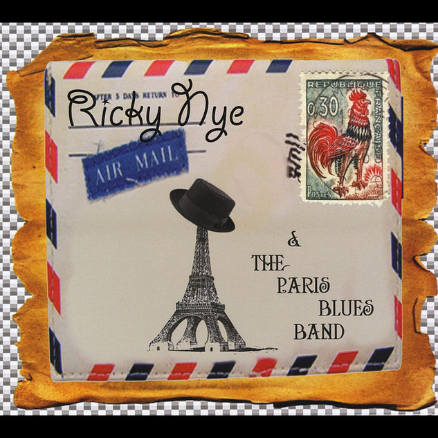 Ricky Nye & The Paris Blues Band - Download Only