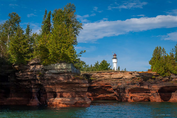 Apostle Island Lighthouse