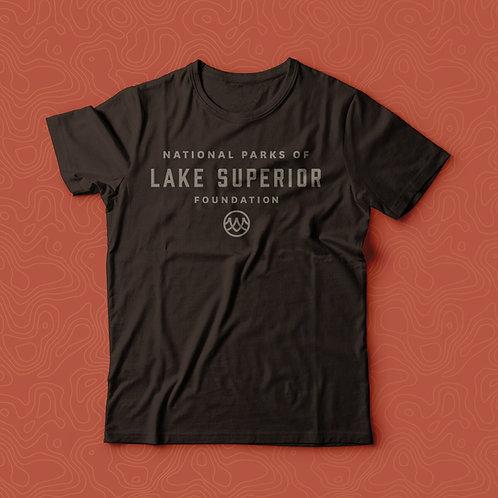 Gunmetal Lake Superior T-Shirt