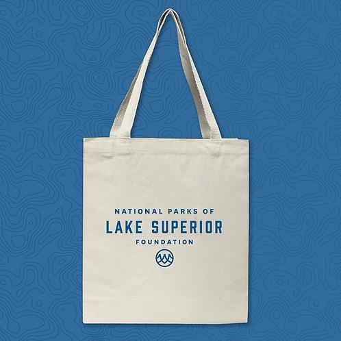 Canvas Tote - Lake Superior