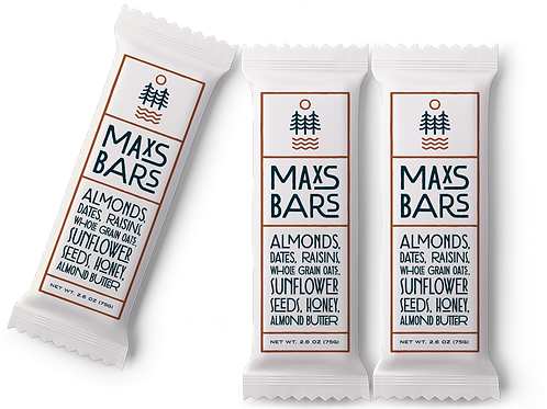 Max's Bars - 4ct