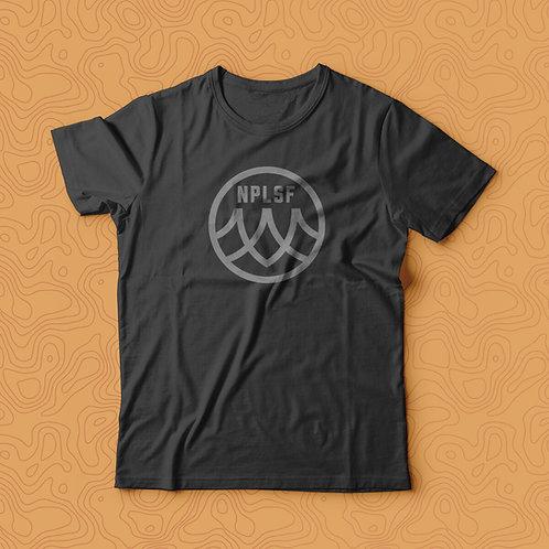 Heather NPLSF Logo T-Shirt