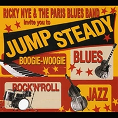 Jump Steady - CD & Download
