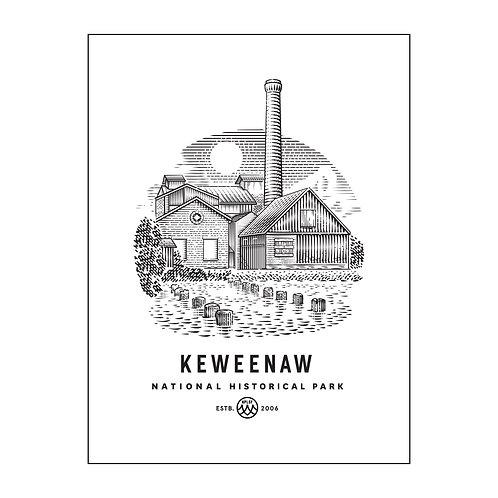 Keweenaw Poster