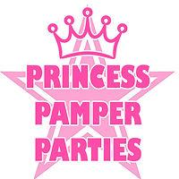 pamper party logo