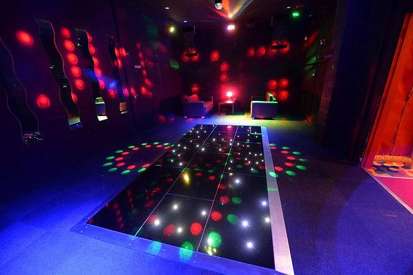 Disco Room Pamper Parties