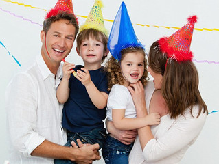Ever Wondered The Average Cost of a Child's Birthday Party? Well it's £320 a Child - Making