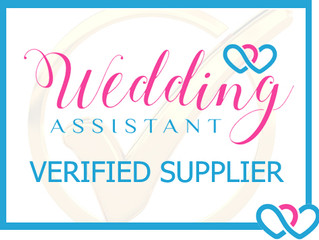 We are Recommended Suppliers of WeddingAssistant.co.uk