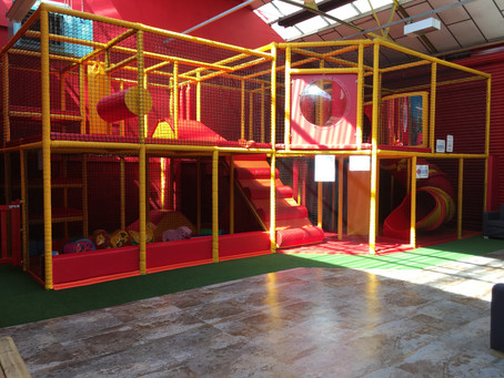 Soft Play Expansion Complete!